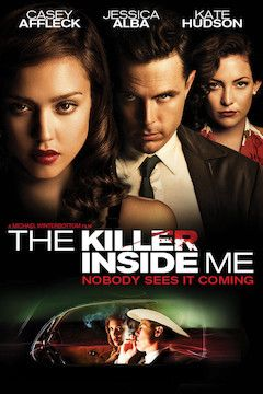 The Killer Inside Me movie poster.