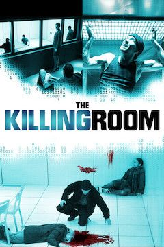 Poster for the movie The Killing Room