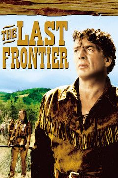 The Last Frontier movie poster.