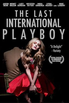 Poster for the movie The Last International Playboy