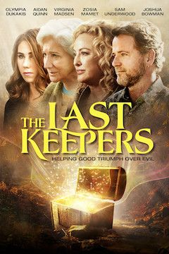 The Last Keepers movie poster.