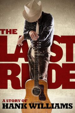 The Last Ride movie poster.