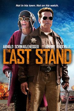 Poster for the movie The Last Stand