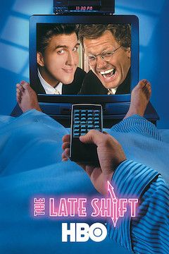The Late Shift movie poster.