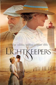 The Lightkeepers movie poster.