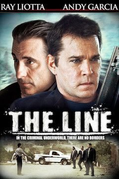 The Line movie poster.