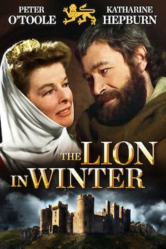 The Lion in Winter movie poster.