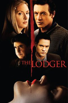 The Lodger movie poster.