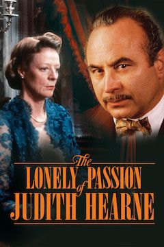 Poster for the movie The Lonely Passion of Judith Hearne