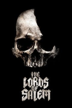 The Lords of Salem movie poster.
