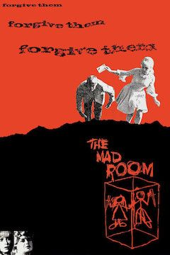 The Mad Room movie poster.