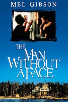 The Man Without a Face movie poster.
