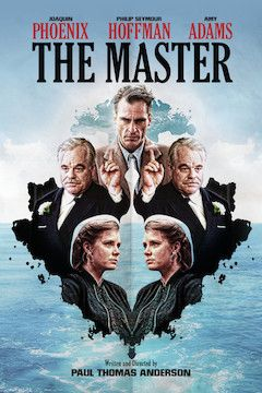 The Master movie poster.