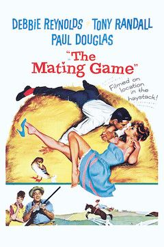 The Mating Game movie poster.