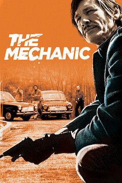 The Mechanic movie poster.