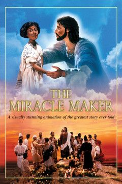 The Miracle Maker movie poster.