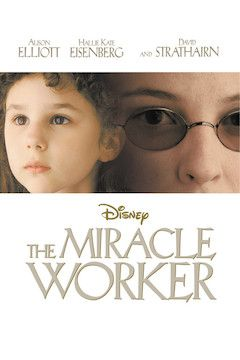 The Miracle Worker movie poster.