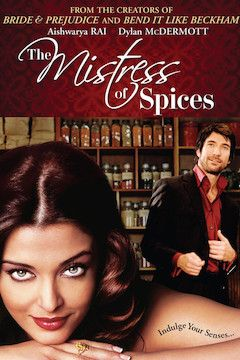 The Mistress of Spices movie poster.