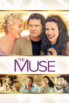 The Muse movie poster.
