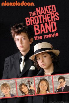 The Naked Brothers Band movie poster.