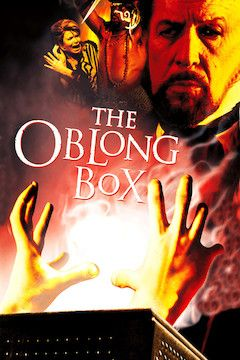The Oblong Box movie poster.