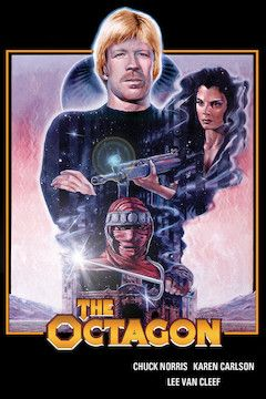 The Octagon movie poster.