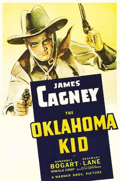 The Oklahoma Kid movie poster.