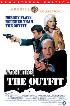 The Outfit movie poster.