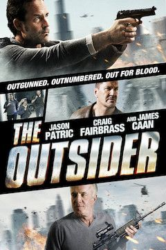 The Outsider movie poster.