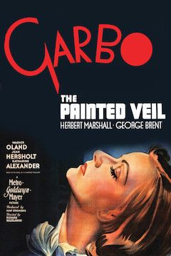 The Painted Veil movie poster.