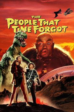 The People That Time Forgot movie poster.