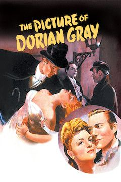 The Picture of Dorian Gray movie poster.