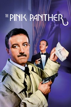 The Pink Panther movie poster.