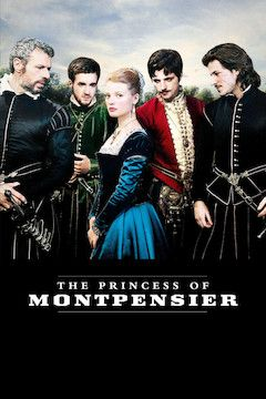 The Princess of Montpensier movie poster.
