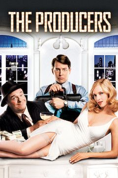 The Producers movie poster.