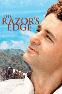The Razor's Edge movie poster.