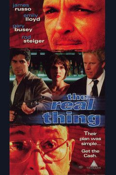 The Real Thing movie poster.