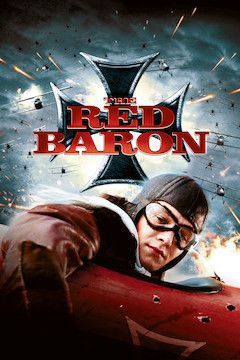 The Red Baron movie poster.