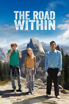 The Road Within movie poster.