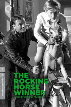 The Rocking Horse Winner movie poster.