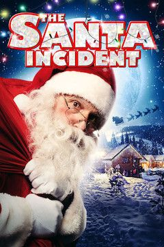 The Santa Incident movie poster.