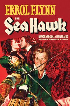 The Sea Hawk movie poster.