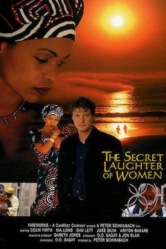 The Secret Laughter of Women movie poster.