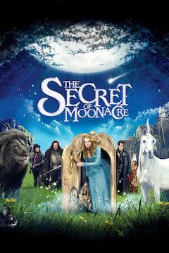 The Secret of Moonacre movie poster.