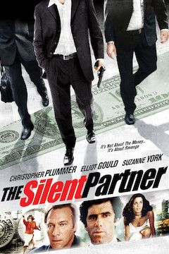 The Silent Partner movie poster.