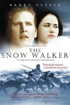 The Snow Walker movie poster.