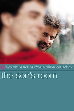 The Son's Room movie poster.