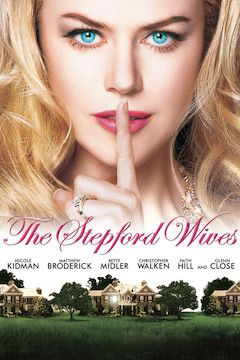The Stepford Wives movie poster.
