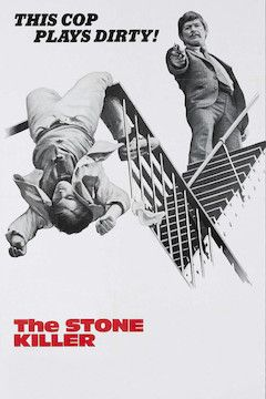 Poster for the movie The Stone Killer