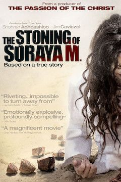The Stoning of Soraya M movie poster.